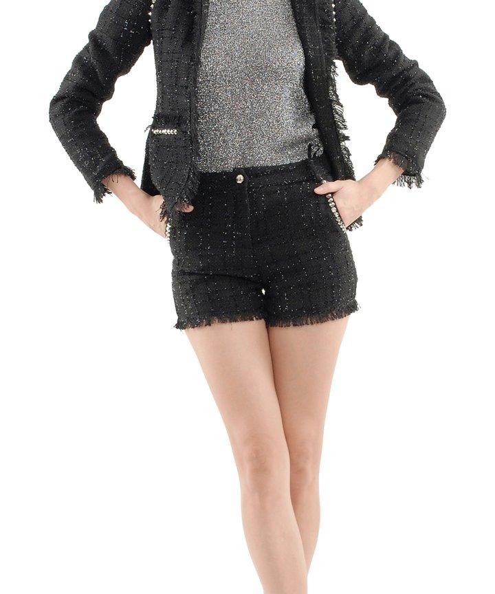 Chloe Tweed Suit - Shorts