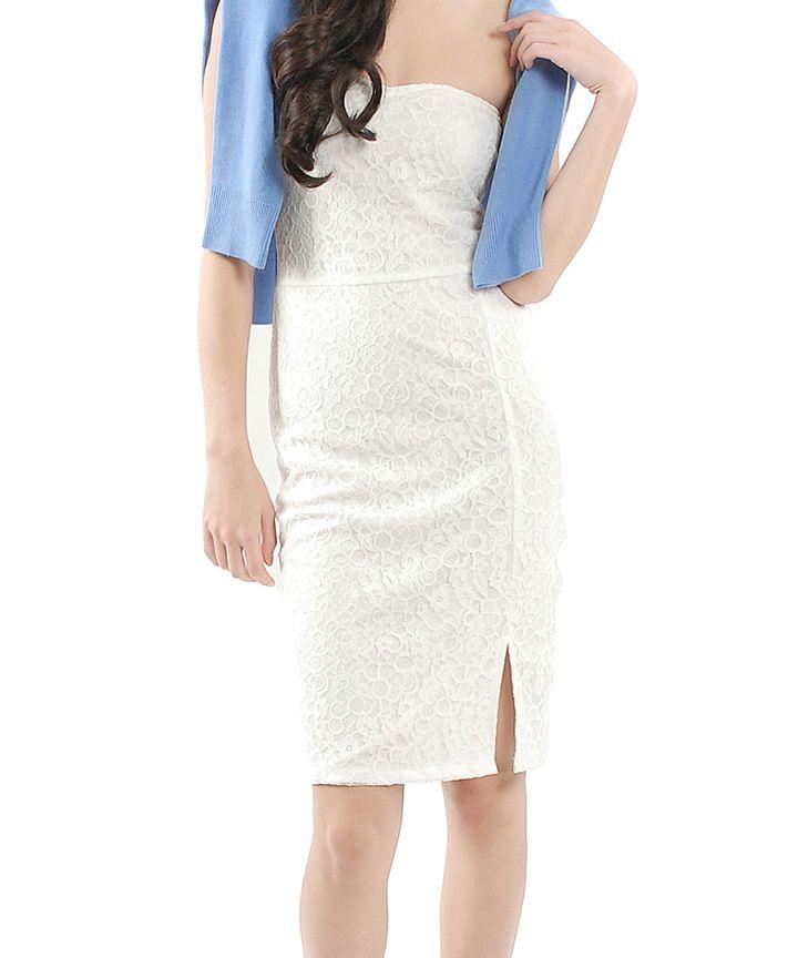 Tzarist Lace Dress