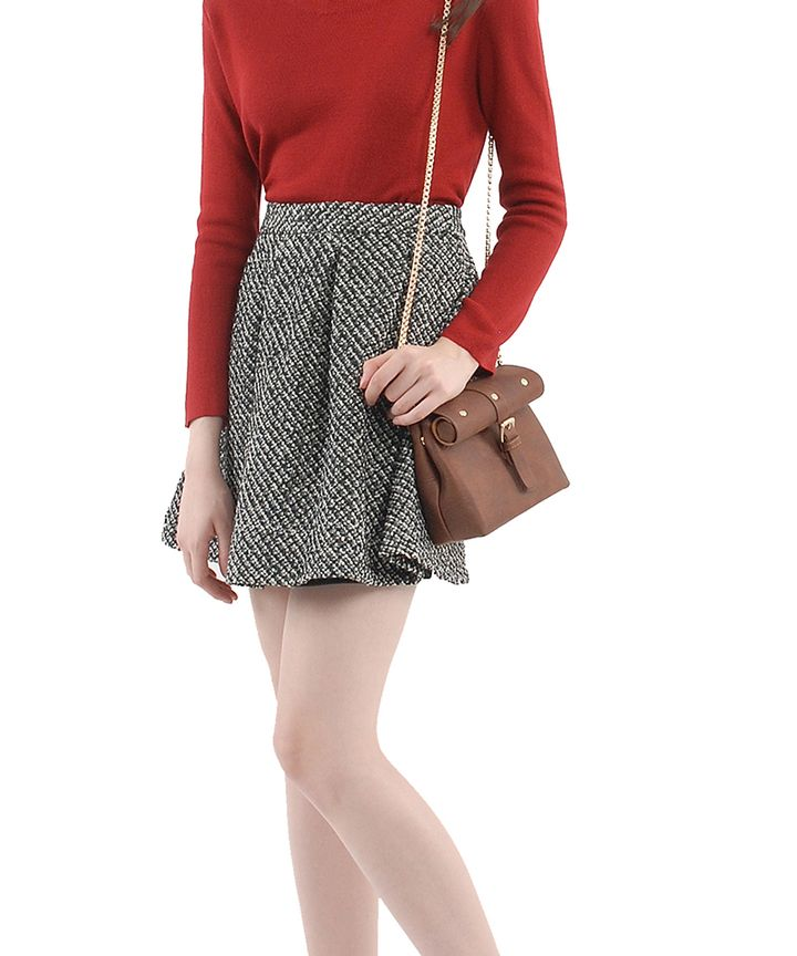Imogen Tweed Skirt