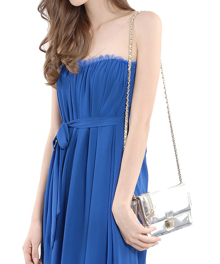 Mirage Waterfall Dress