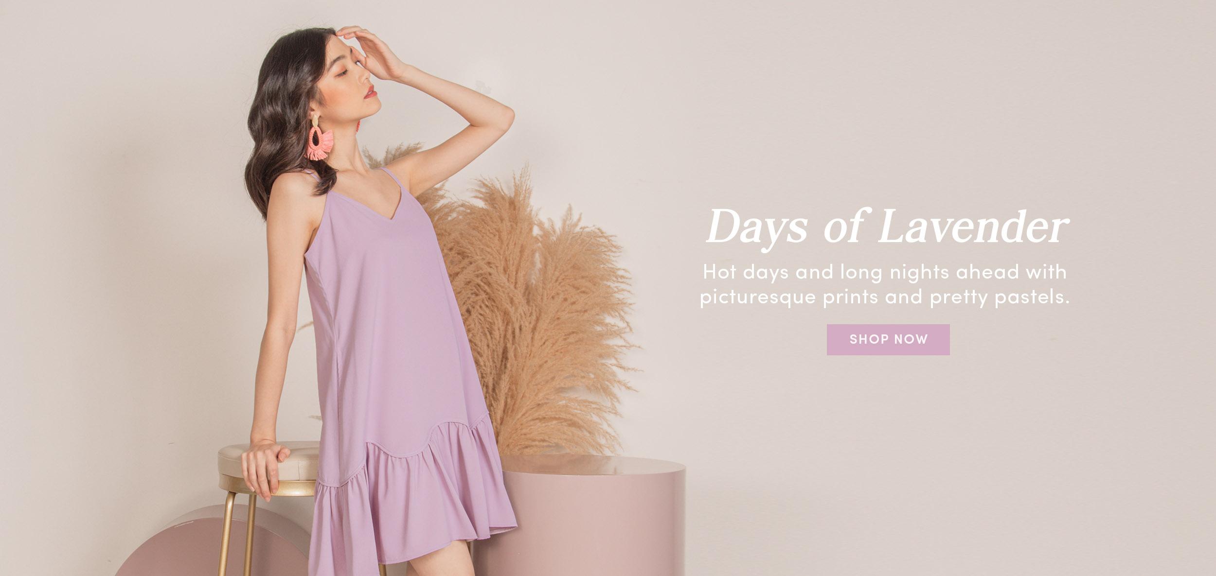 Days of Lavender