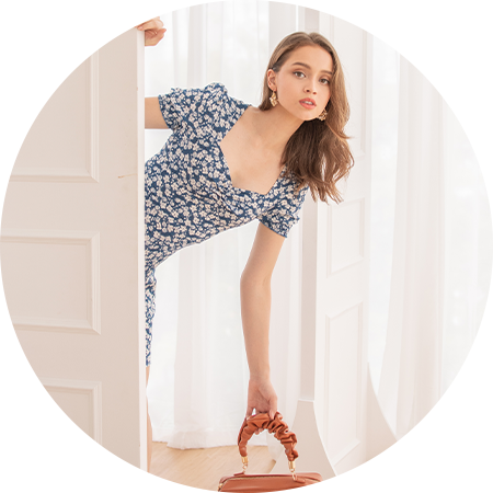 shop new dresses at her velvet vase