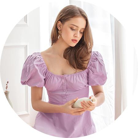 shop new dress at her velvet vase