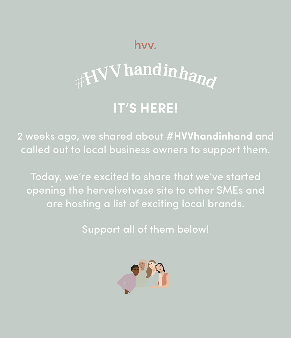 #HVVhandinhand is finally here!