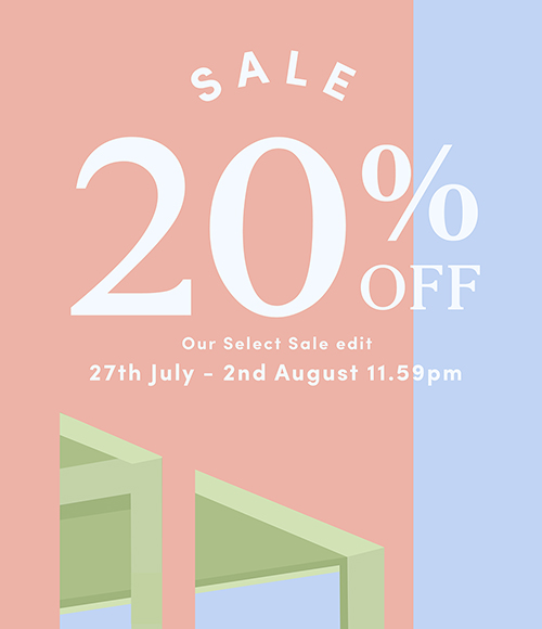 Select Sale Edit : 20% Off