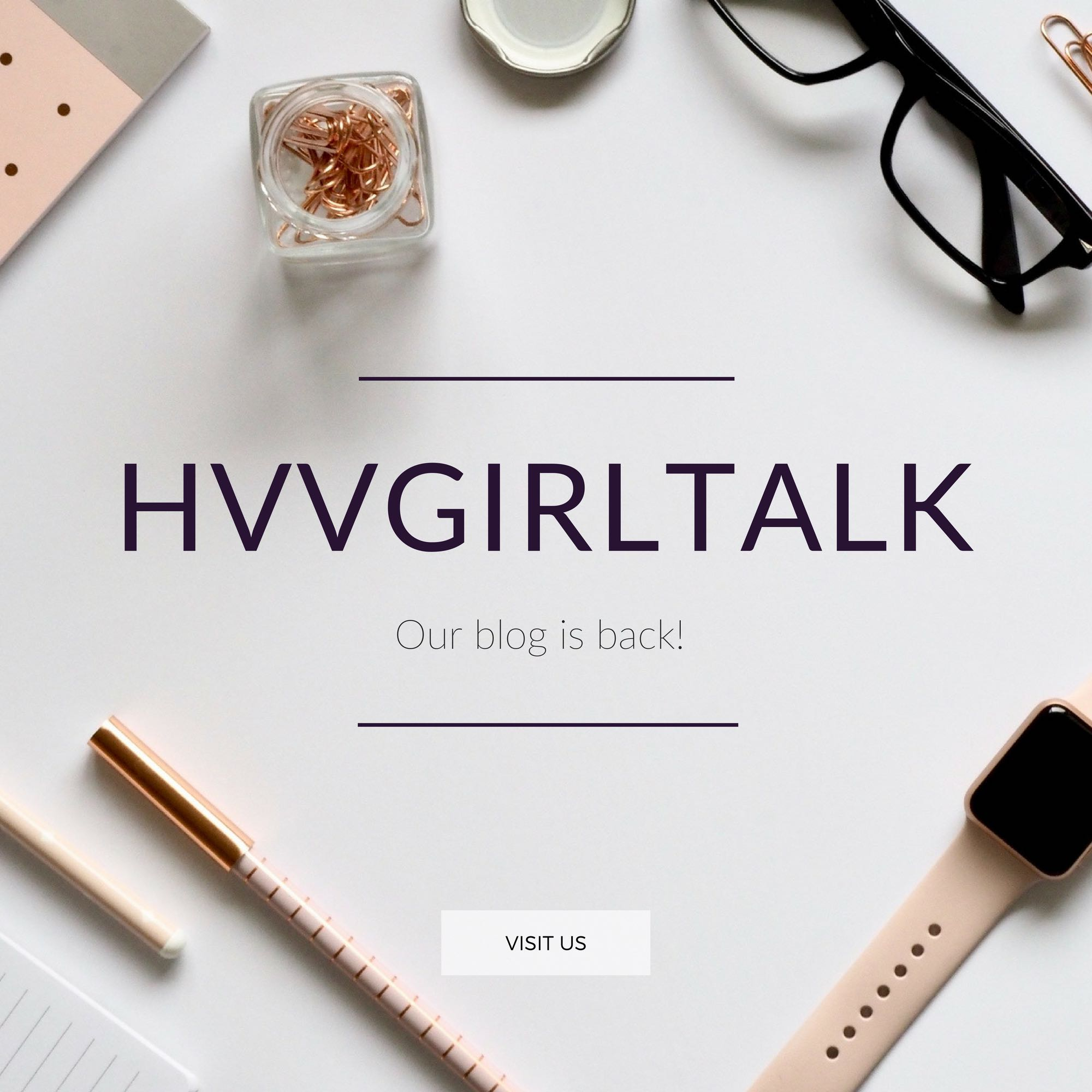 HVVGirls We're back!