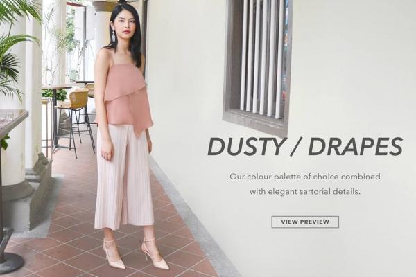 Dusty / Drapes