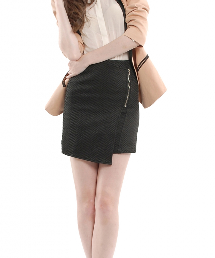 Emporio Textured Skirt