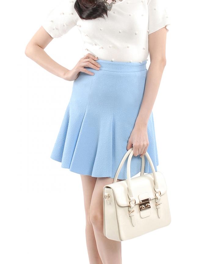 Miranda Swirl Skirt