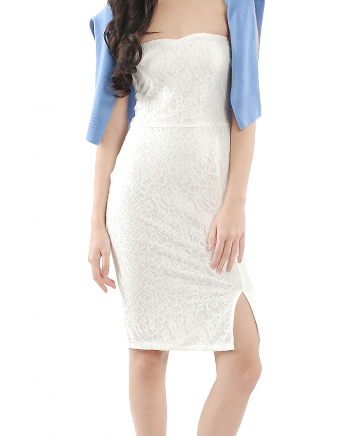 Tzarist Lace Dress