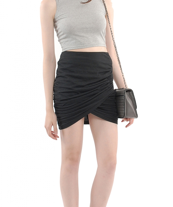 Peaches Basic Cropped Top