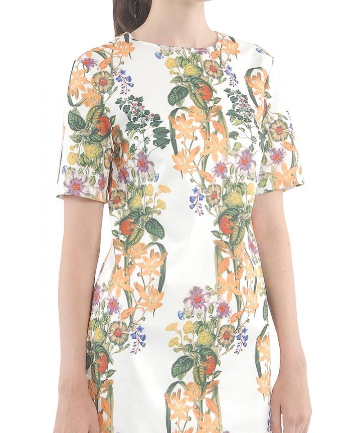 Secret Garden Shift Dress