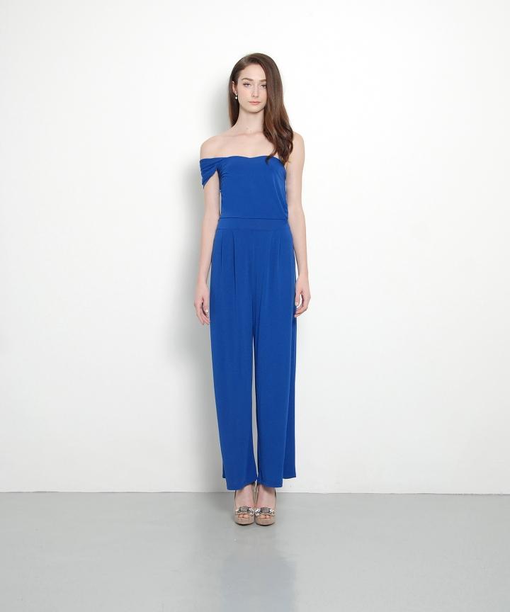 Moda Toga Pantsuit