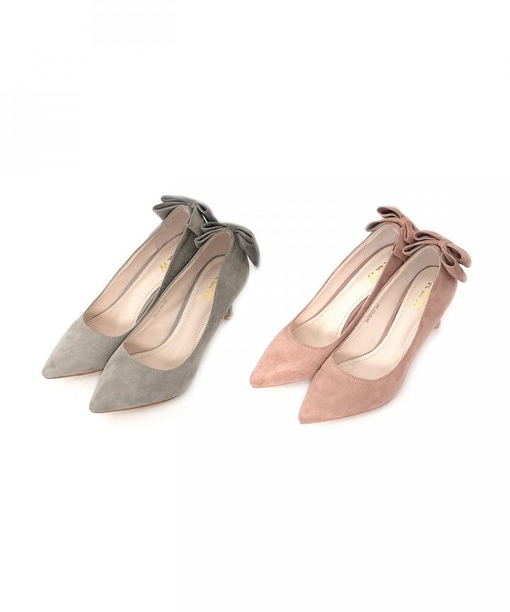 Pavlova Bow Heels