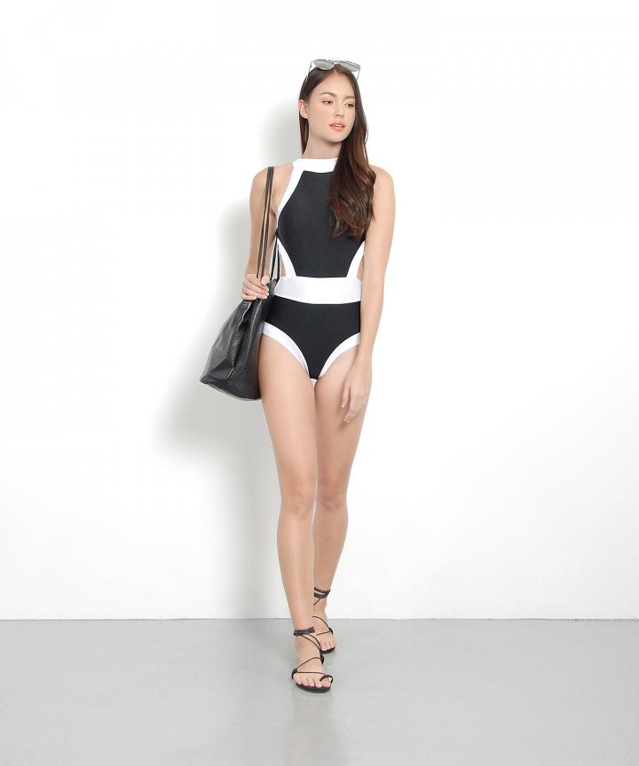 Aman Classic Swimsuit - Restock