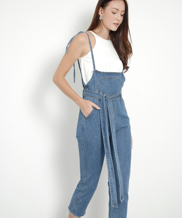 Palm Springs Overalls - Restock