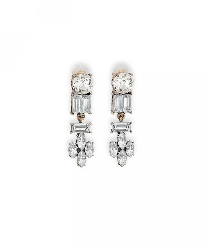 Simone Embellished Earrings