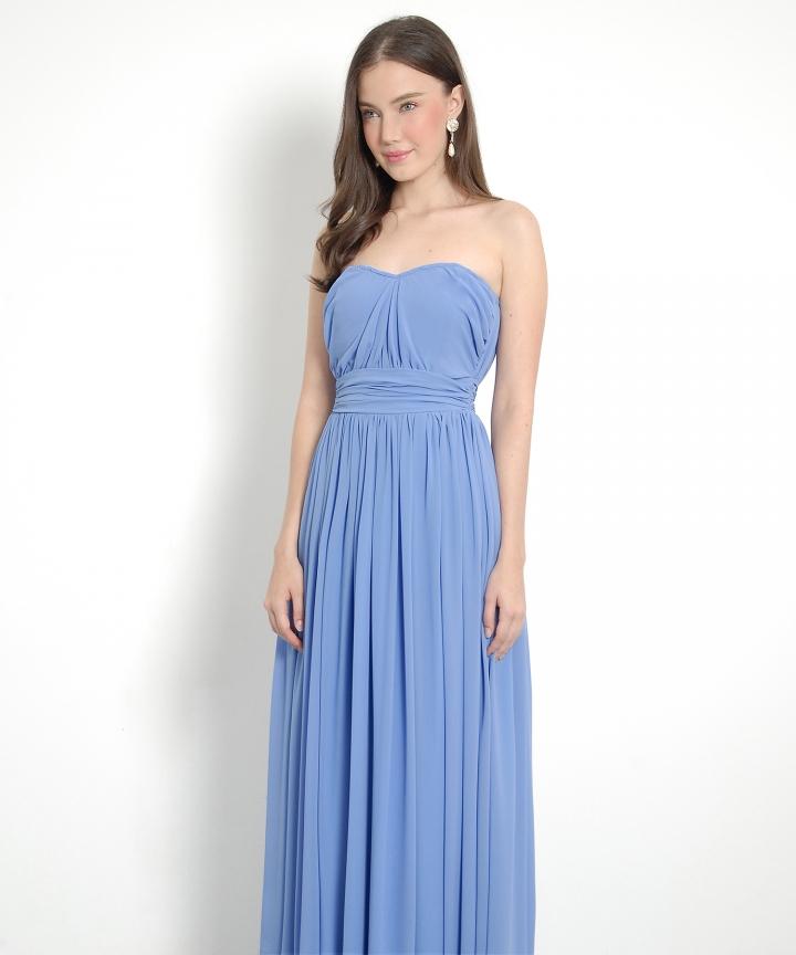 Perla Classic Maxi - Cornflower Blue
