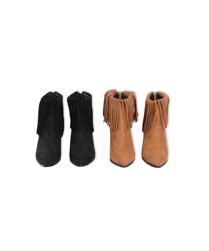 Wintour Fringe Boots