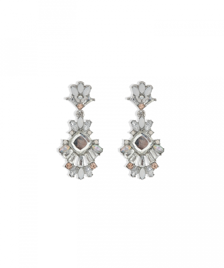Atlantis Embellished Earrings (Restock)