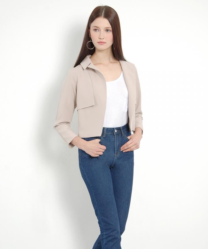 Bynd Classic Jacket - Beige