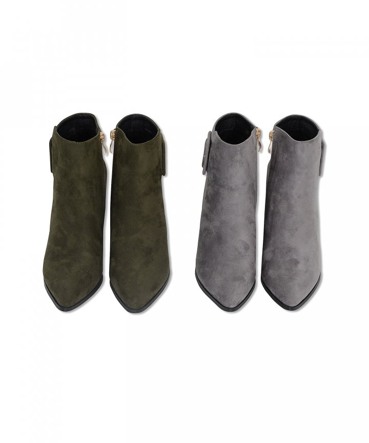 London Suede Boots
