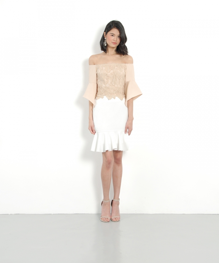 Temperley Trumpet Skirt