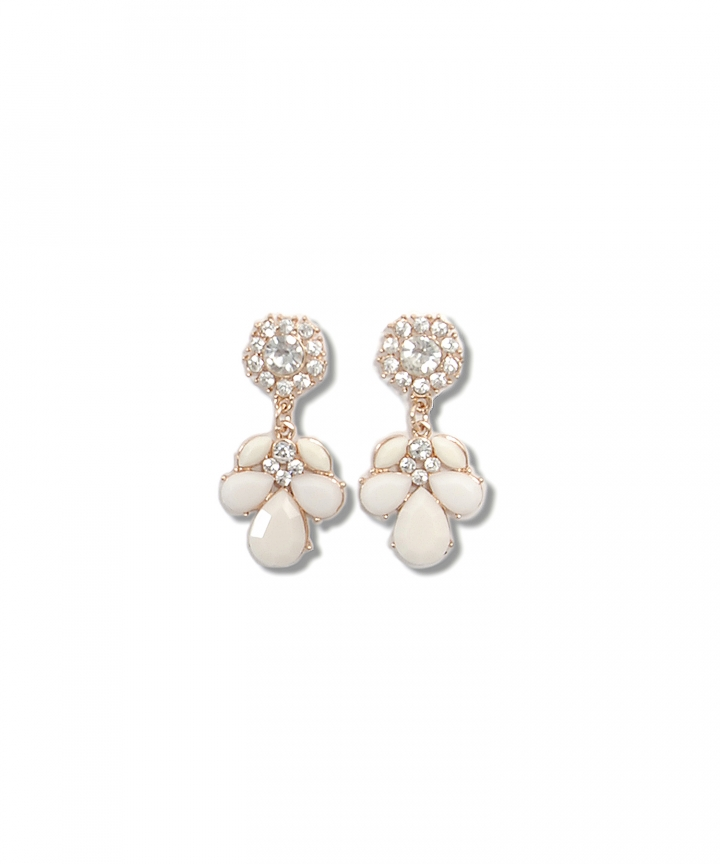 Lily Embellished Earrings