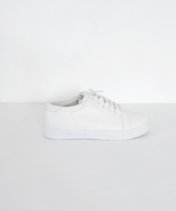 Harlem Lace Up Sneakers