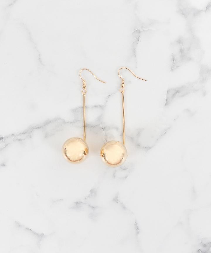 Tempo Pendulum Earrings