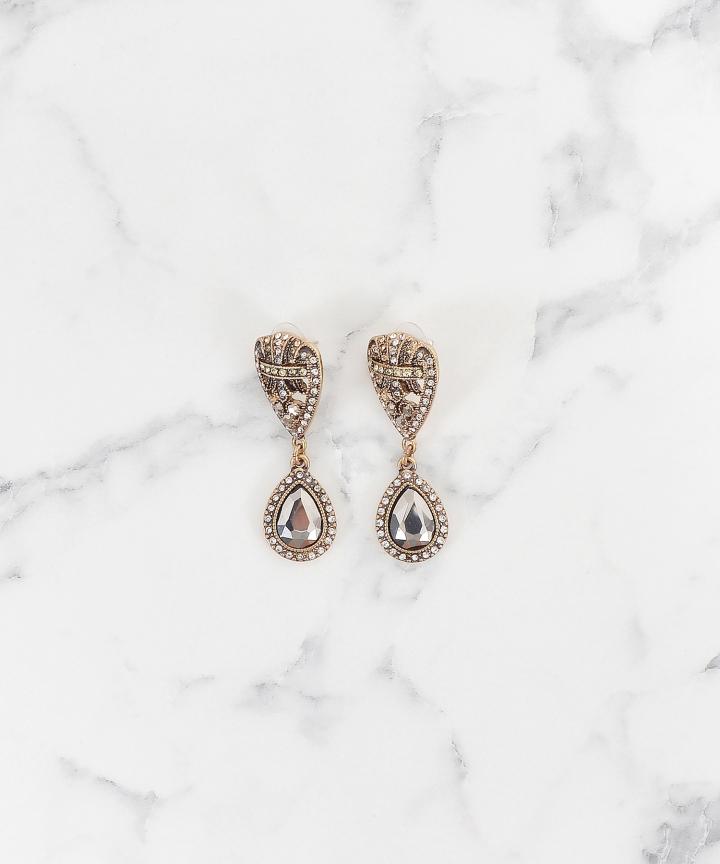Svetlana Bejewelled Earrings