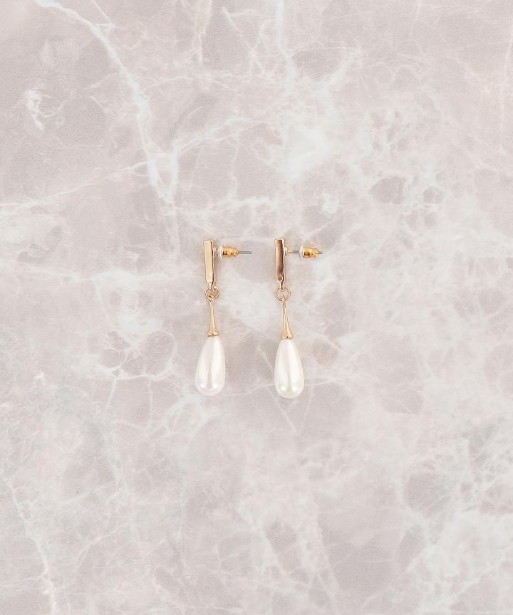 Dinah Pearl Earrings (Restock)