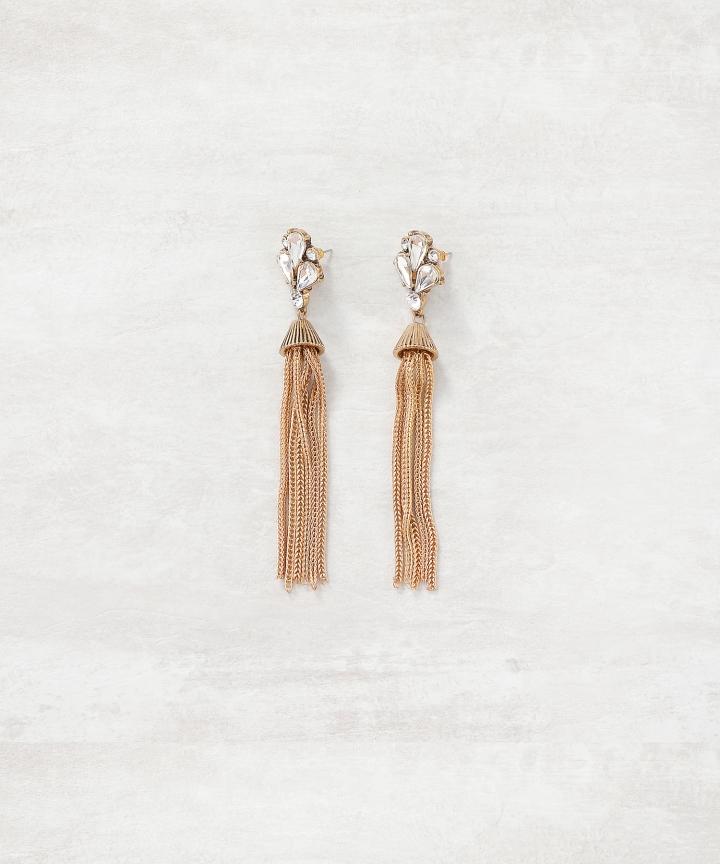 Versailles Tassel Earrings (Restock)
