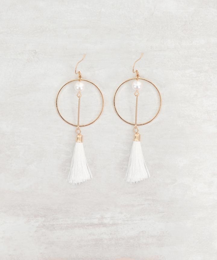 Chevalier Tassel Earrings