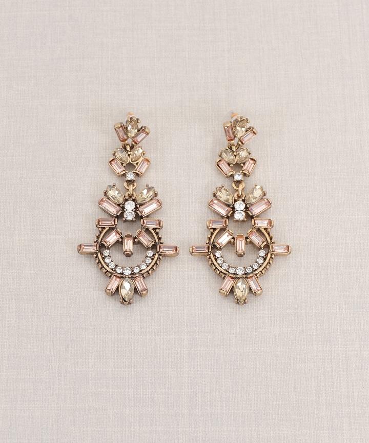 Grace Embellished Earrings
