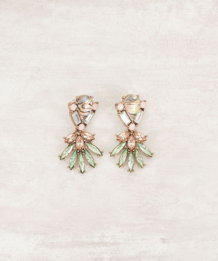 Venetian Embellished Earrings