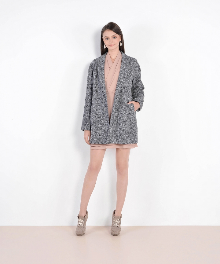 Brighton Tweed Coat