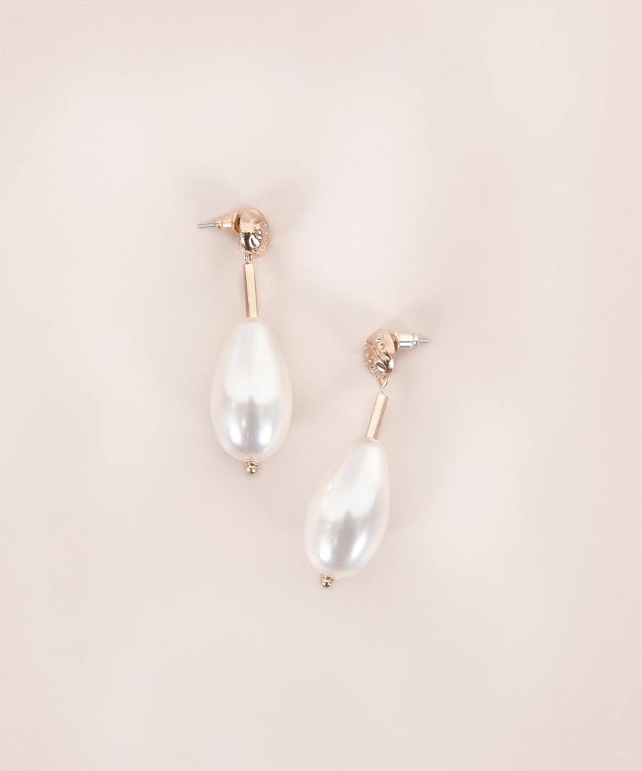 Dorset Pearl Earrings