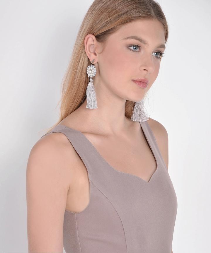 Dynasty Tassel Earrings