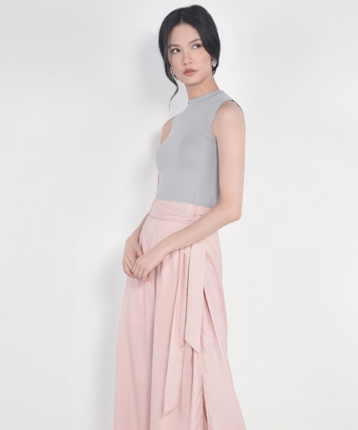 Aquila Trousers - Blush Pink
