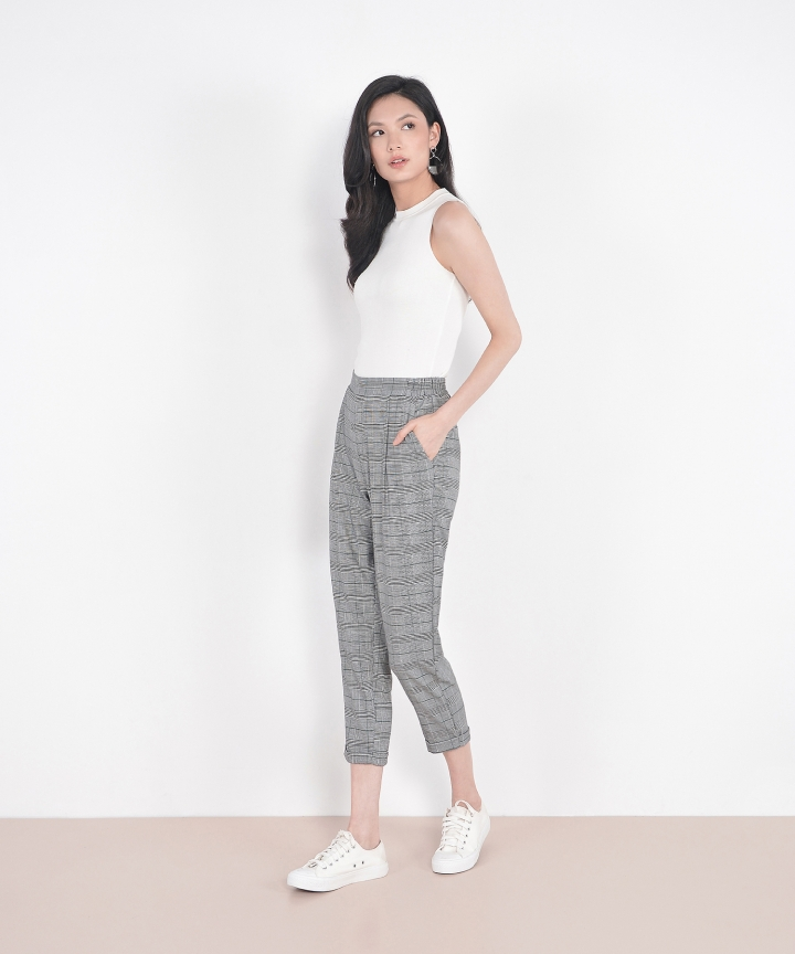 Havelock Checkered Trousers