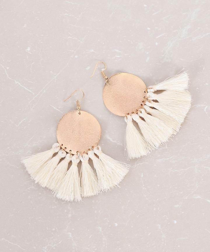Cheyenne Tassel Earrings