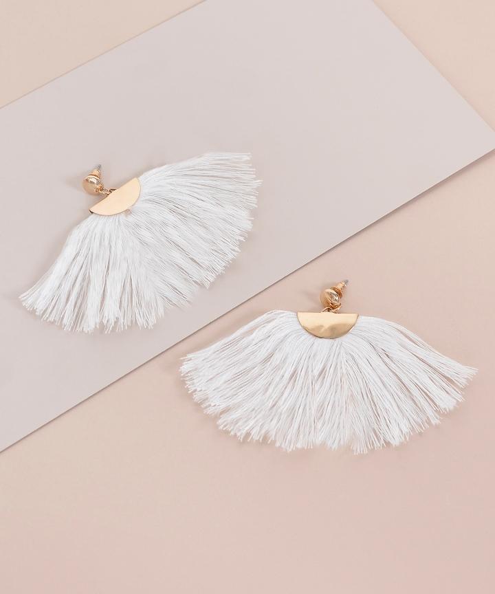 Niagara Tassel Earrings
