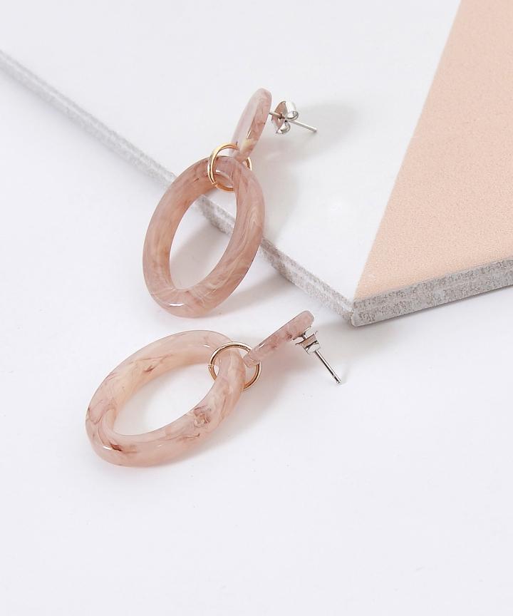 Marcelle Hoop Earrings