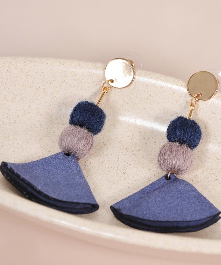 Tropez Tiered Earrings