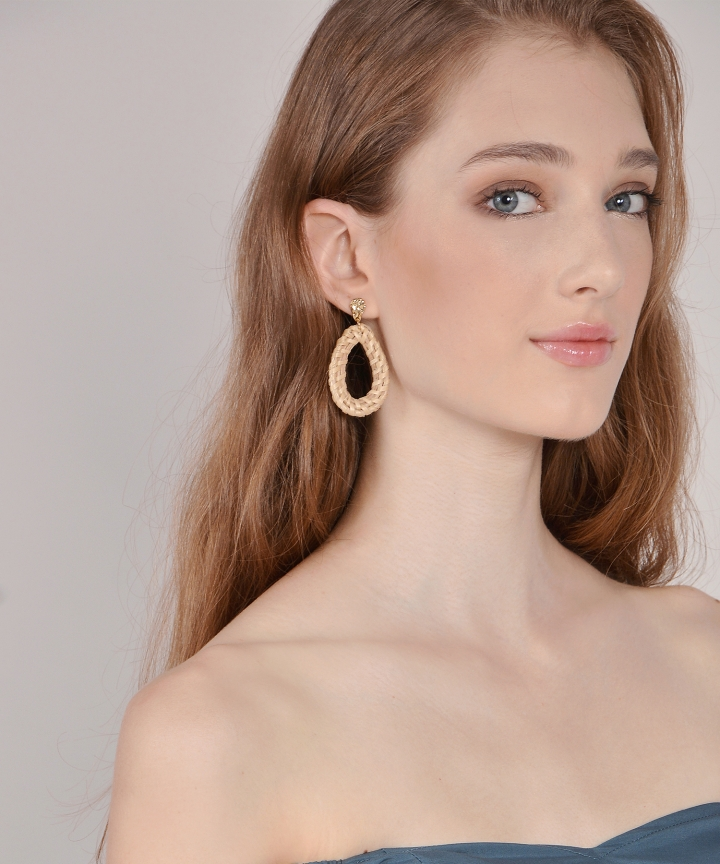 Etta Rattan Earrings