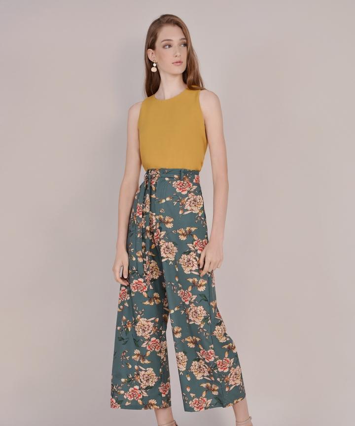 Ming Floral Pants
