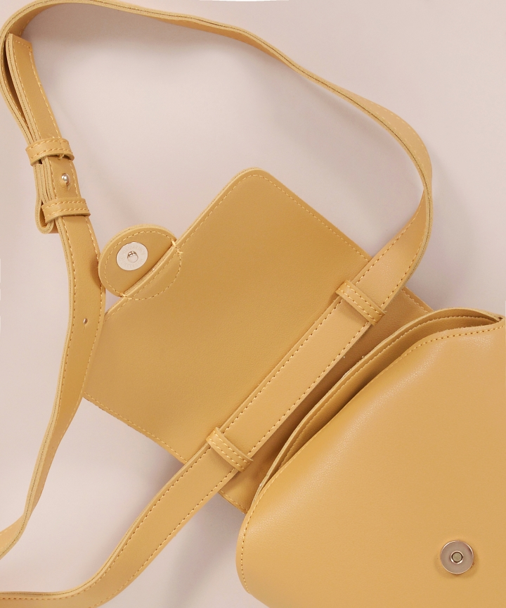 Kerry Bag - Mustard