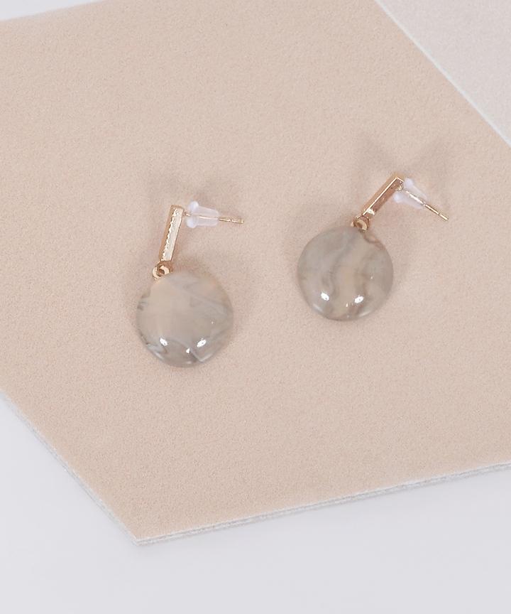 Carson Mink Earrings
