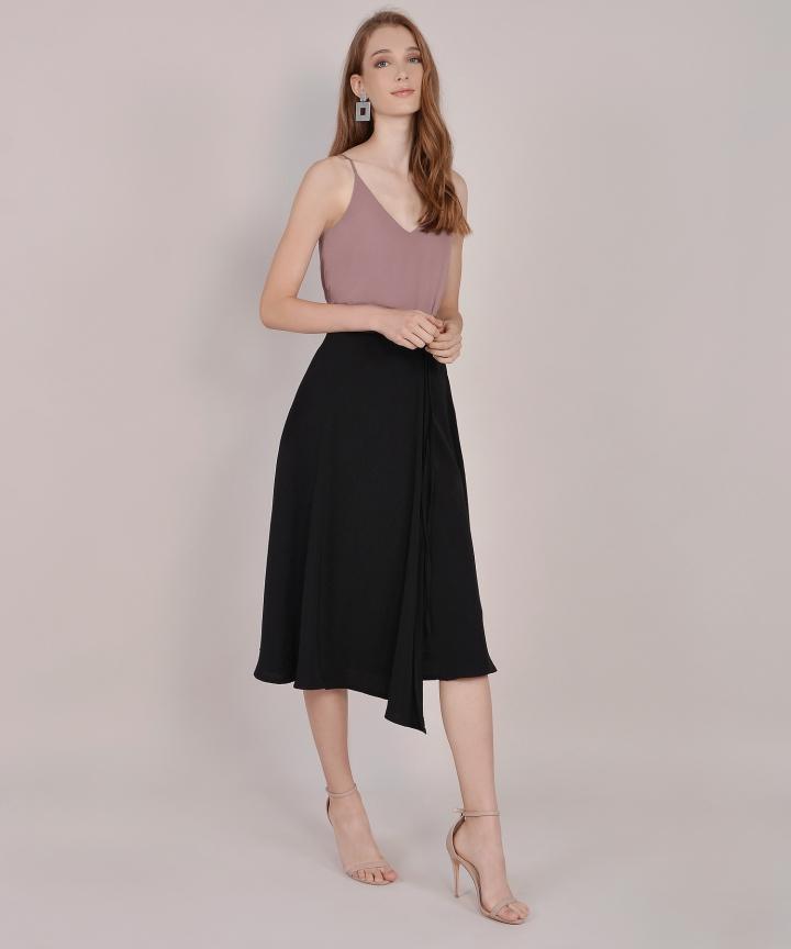 Anise Basic Camisole - Mauve